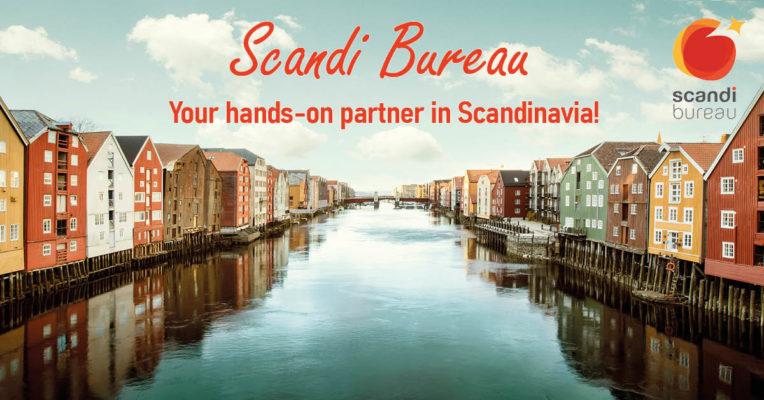 Your Hands-on partner in Scandinavia