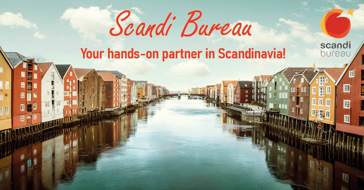 Your Hands-on partner in Scandinavia